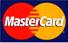 Akzeptierte Zahlungsmethode MasterCard