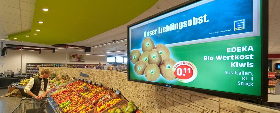 werbung supermarkt
