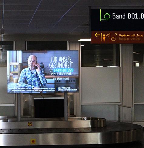 Messe-Special am Flughafen Köln-Bonn Teaserbild