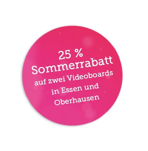 Unser Videoboard-Sommerspecial Teaserbild